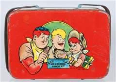 JOE PALOOKA LUNCH BOX
