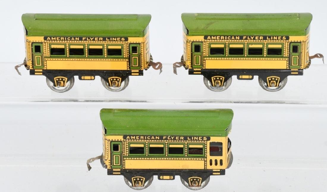 2-AMERICAN FLYER TRAINS SETS one w/ BOX - 10