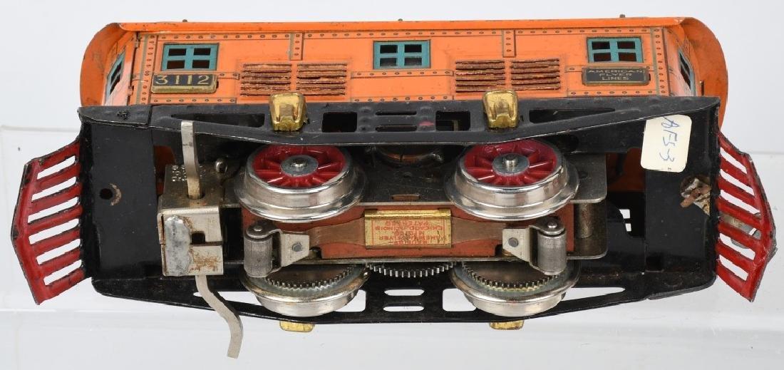2-AMERICAN FLYER TRAINS SETS one w/ BOX - 4
