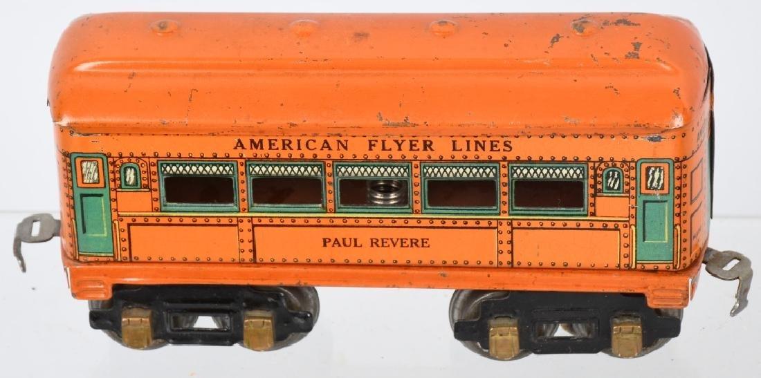 2-AMERICAN FLYER TRAINS SETS one w/ BOX - 6