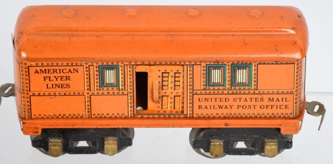2-AMERICAN FLYER TRAINS SETS one w/ BOX - 7