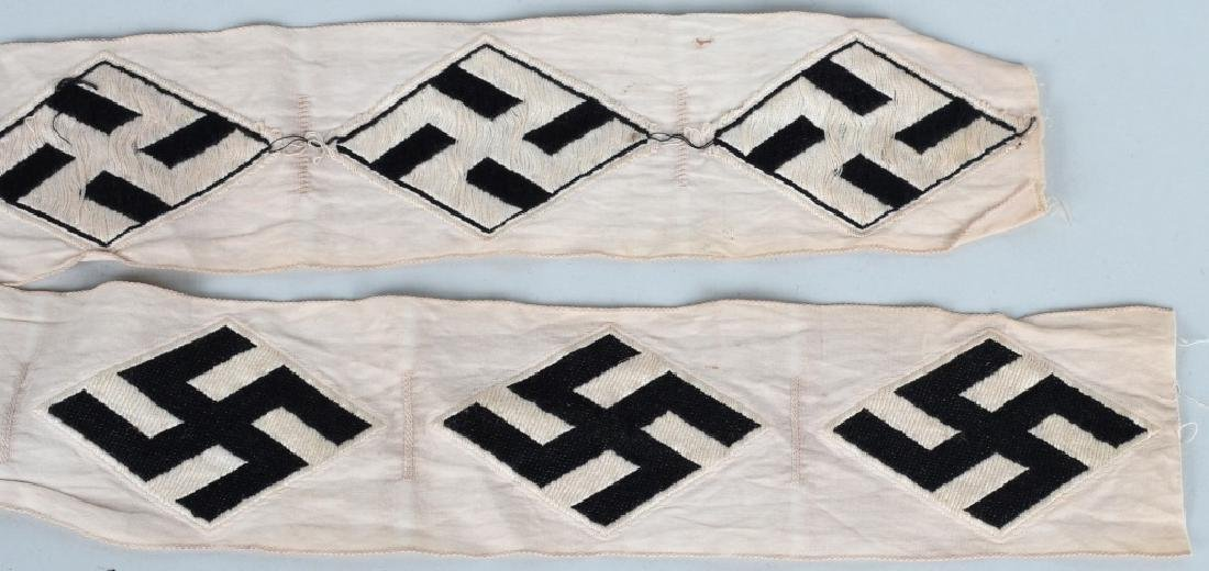 WWII NAZI GERMAN 12 HITLER YOUTH DIAMONDS - 7