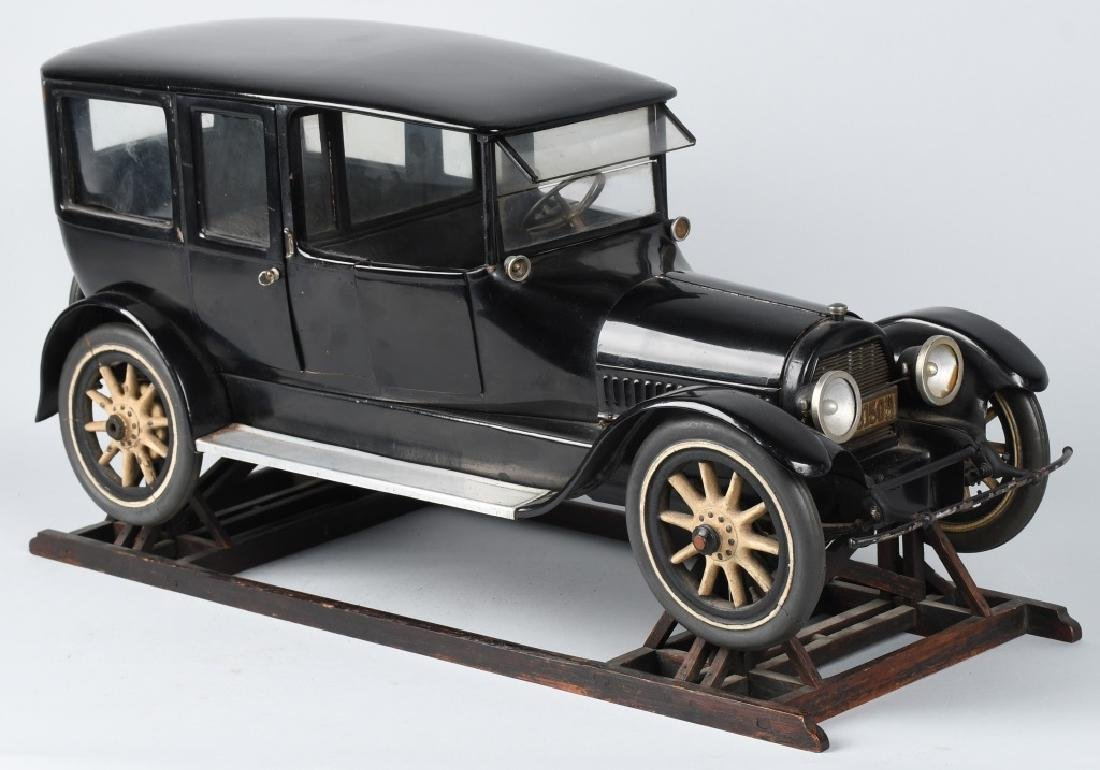 1919 CADILLAC TYPE 57 LIMO 1/8 FACTORY CAR MODEL - 7