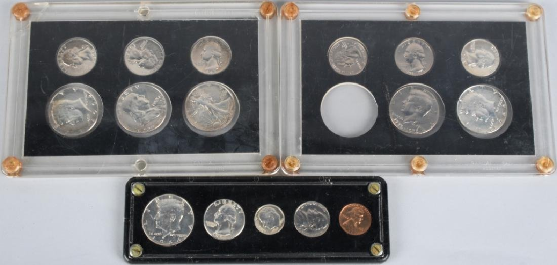 COLLECTOR LOT OF US COINS & PAPER MONEY - 2