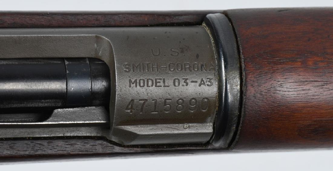 """M1903-A3 RIFLE, USED IN HBO """"THE PACIFIC"""" W/ COA - 7"""