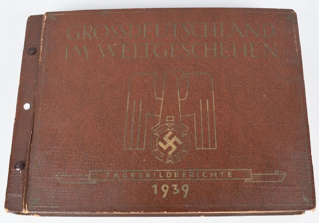 GROSSDEUTSHLAND IM WELTGESCHEHEN 1939 PHOTO BOOK
