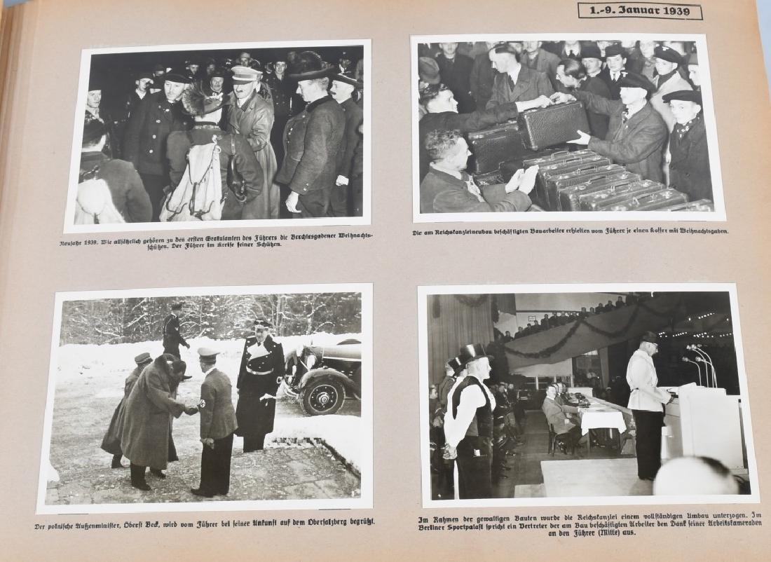 GROSSDEUTSHLAND IM WELTGESCHEHEN 1939 PHOTO BOOK - 3