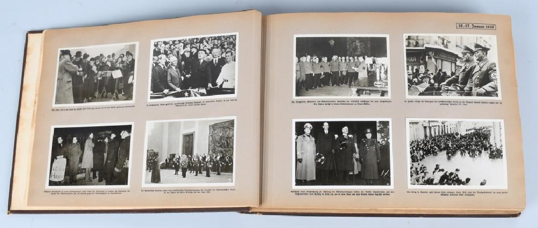 GROSSDEUTSHLAND IM WELTGESCHEHEN 1939 PHOTO BOOK - 4