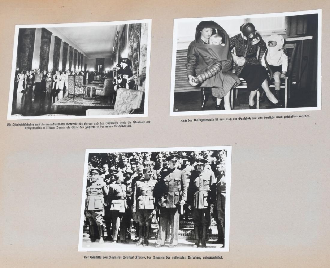 GROSSDEUTSHLAND IM WELTGESCHEHEN 1939 PHOTO BOOK - 6