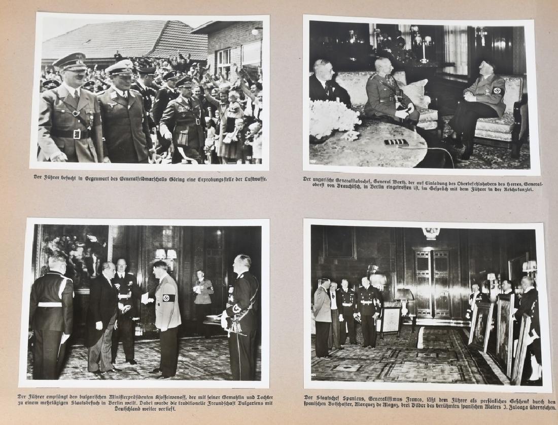 GROSSDEUTSHLAND IM WELTGESCHEHEN 1939 PHOTO BOOK - 9