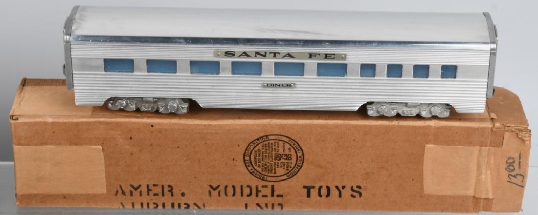 4 - AMERICAN MODEL TRAIN CARS O-GAUGE - 2
