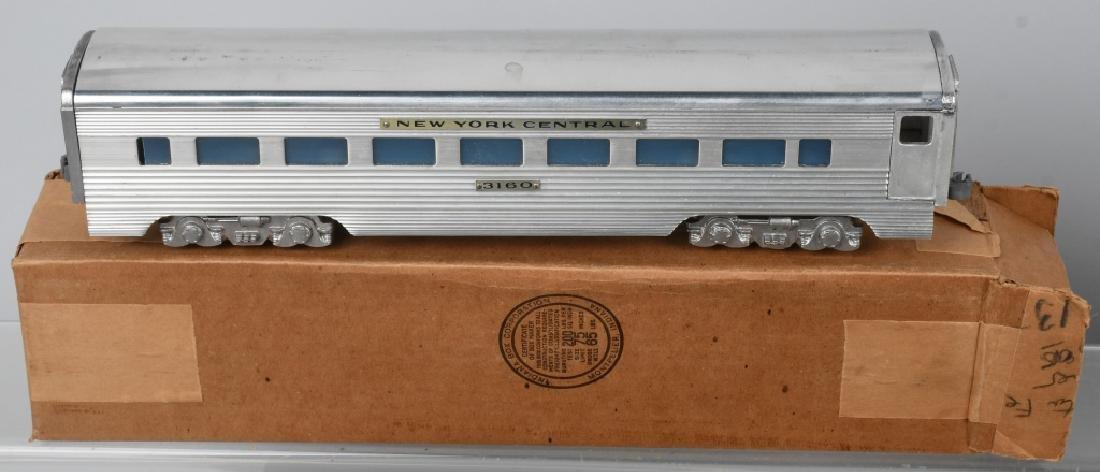 4 - AMERICAN MODEL TRAIN CARS O-GAUGE - 3