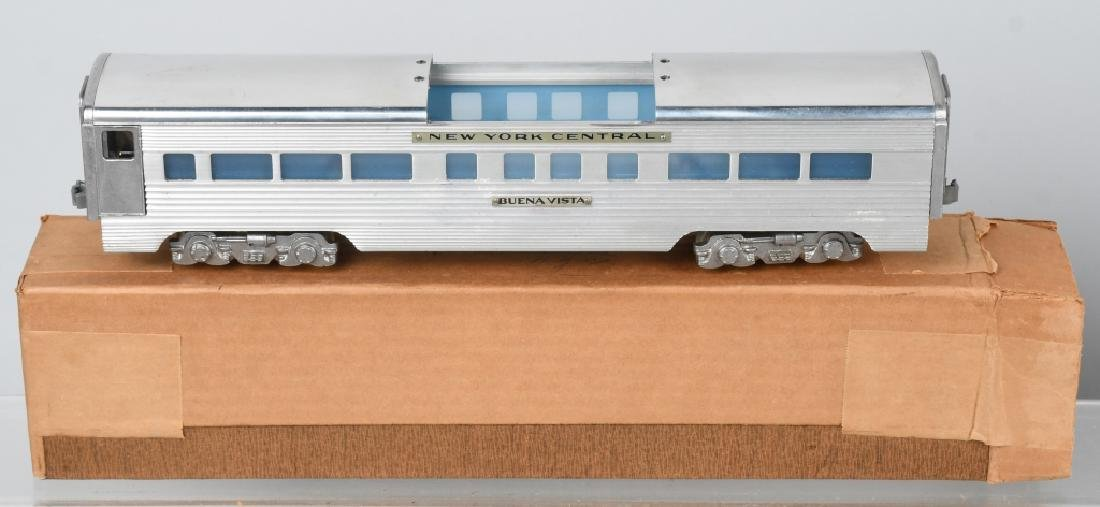 4 - AMERICAN MODEL TRAIN CARS O-GAUGE - 4