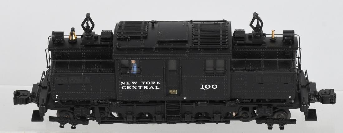 LIONEL O GAUGE NYC S-1 ELECTRIC LOCOMOTIVE 6-18351 - 3