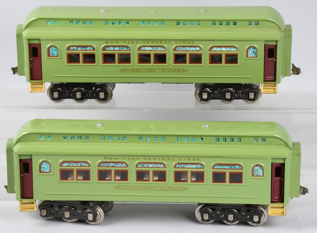 2 WILLIAMS STANDARD GAUGE PASS CARS 418 & 431