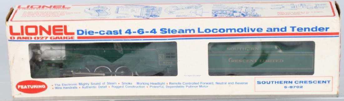 LIONEL SOUTHERN CRESCENT TRAIN SET - 2