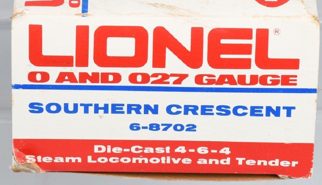 LIONEL SOUTHERN CRESCENT TRAIN SET - 4