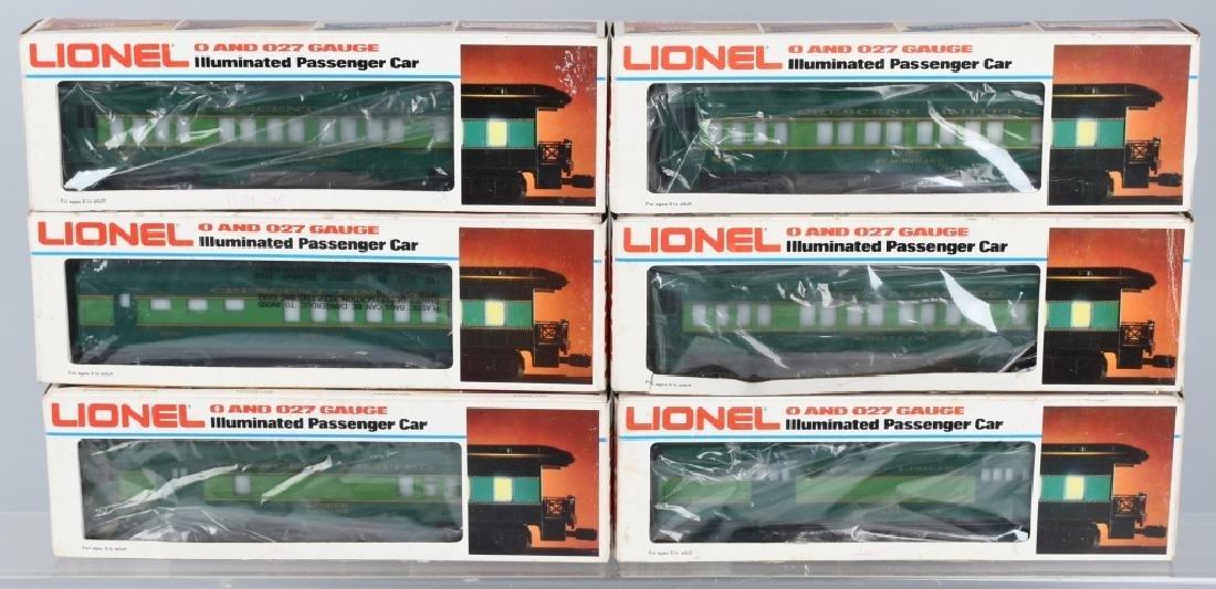 LIONEL SOUTHERN CRESCENT TRAIN SET - 5