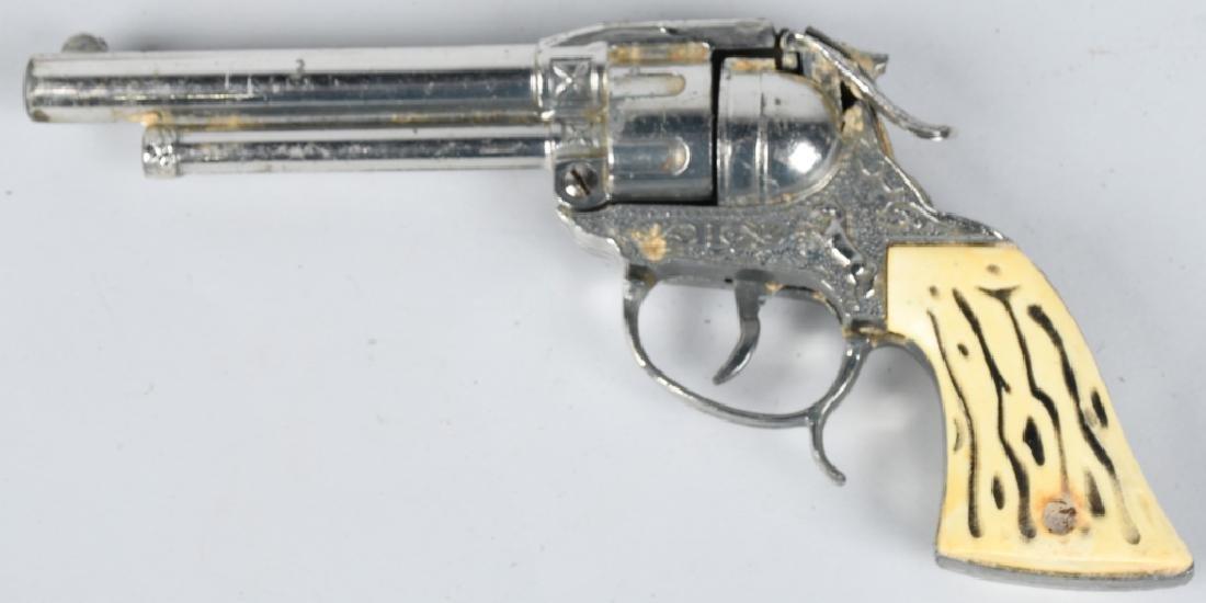 2- CAP GUN & HOLSTER SETS - 3