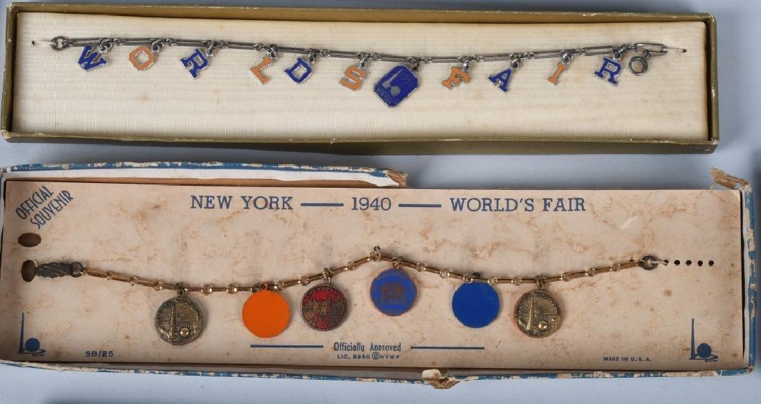 10- 1939 NEW YORK WORLDS FAIR SOUVENIRS - 3