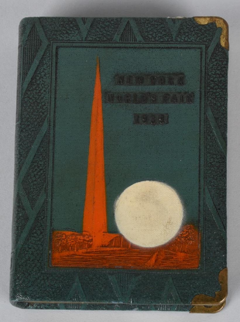 10- 1939 NEW YORK WORLDS FAIR SOUVENIRS - 3