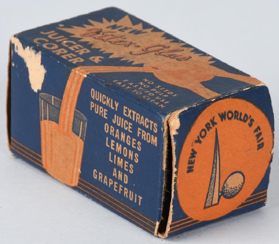 10- 1939 NEW YORK WORLDS FAIR SOUVENIRS - 5