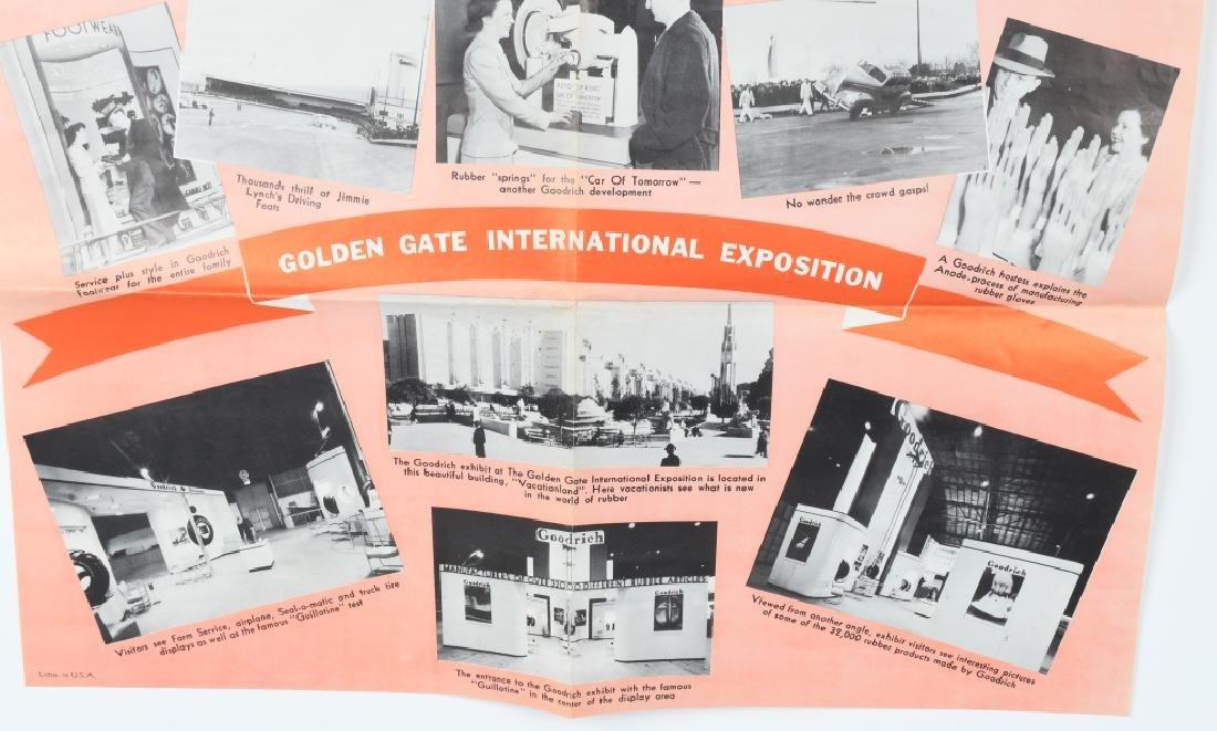 1939 NEW YORK WORLDS FAIR EPHEMERA - 10
