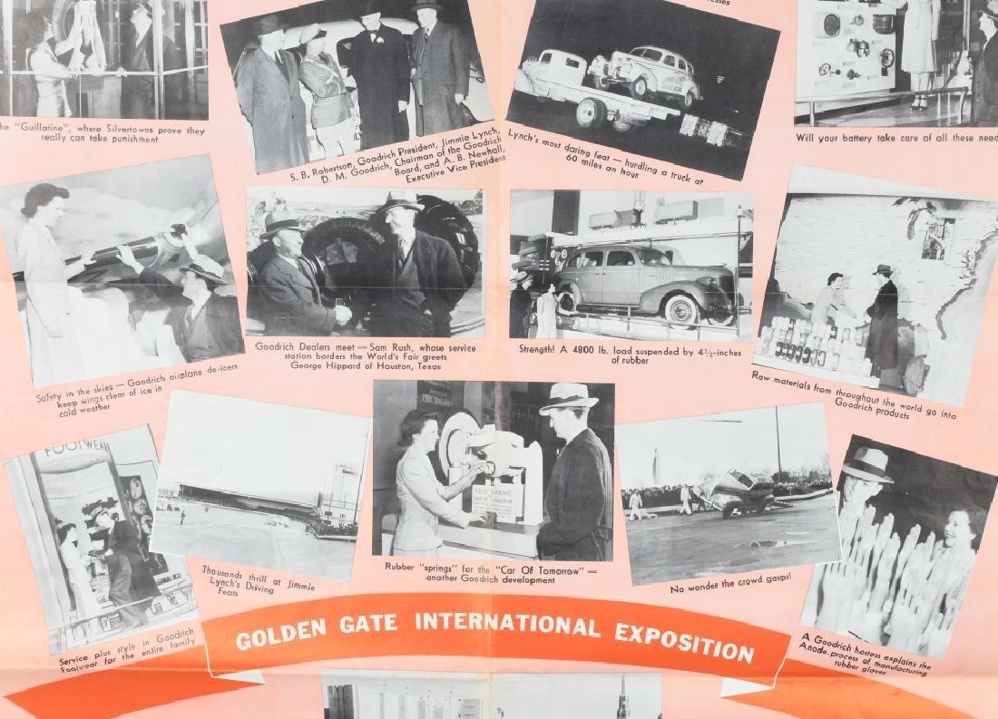 1939 NEW YORK WORLDS FAIR EPHEMERA - 9