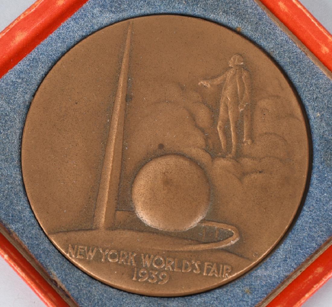 1939 NEW YORK WORLDS FAIR SOUVENIRS - 6
