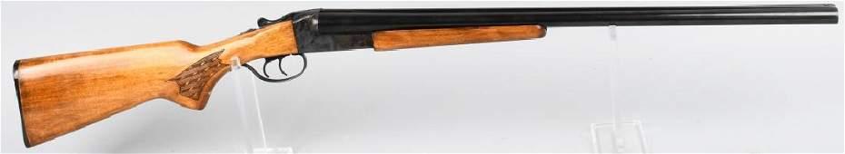 STEVENS 311 DOUBLE BARREL SXS 12 GA SHOTGUN