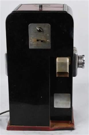 1930s HOBART ENAMELED COFFEE GRINDER