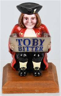 TOBY BITTERS ADVERTISING PUMP COVER