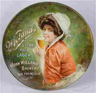 WIELANDS EXTRA PALE LAGER ADVERTISING CHARGER