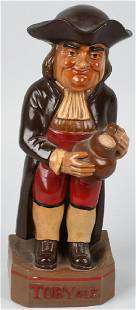 TOBY ALE ADVERTISING FIGURE