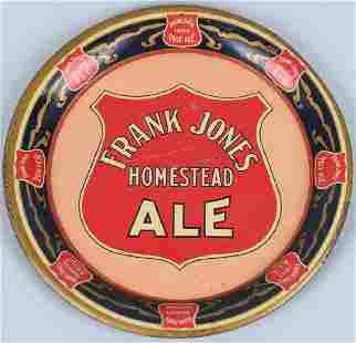 FRANK JONES HOMESTEAD ALE TIP TRAY