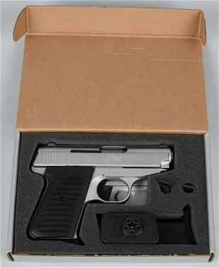 A) Cased Loewe C93 Borchardt Semi Automatic Pistol - Oct 30, 2018