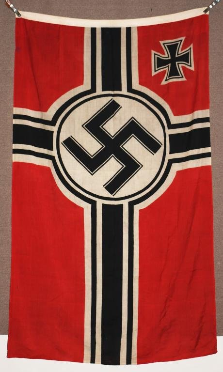 Set of 5 Small German Flag Flag