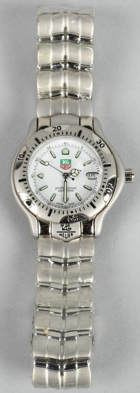 TAG HEUER PROFESSIONAL 200 STAINLESS WATCH