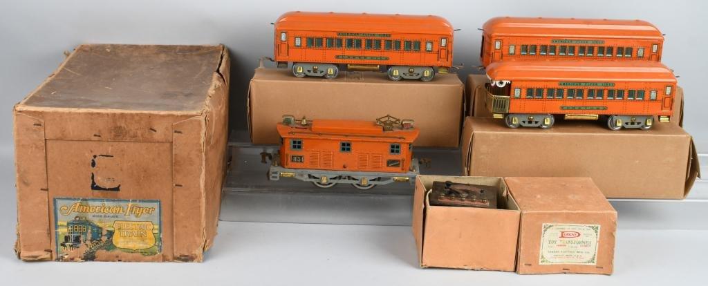American Flyer Statesman Standard Gauge Train Set