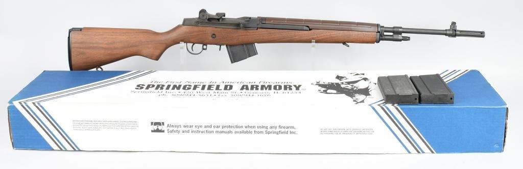 SPRINGFIELD ARMORY M1A 308 SEMI-AUTOMATIC RIFLE