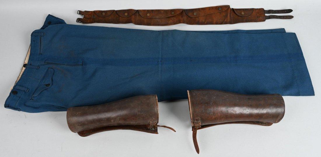 INDIAN WAR - SPAN AM US LEGGINGS, PANTS & BELT