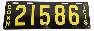 Lot of 12 license plate toppers: Masons, Lions Club, - Sep 30, 2016    Strawser Auction Group in IN