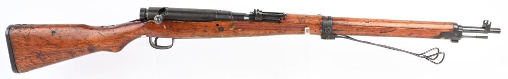 WWII JAPANESE ARISAKA TYPE 99 7.7mm BOLT ACTION