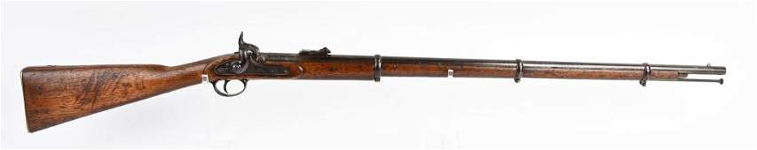 1861 DATED TOWER CROWN CIVIL WAR USED RIFLE