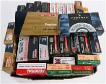 .308 WINCHESTER RIFLE AMMUNITION - 35 BOXES
