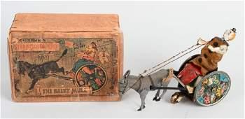 LEHMANN Tin Windup BALKY MULE w/ BOX