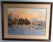 CIVIL WAR G HARVEY JACKSONS WINTER CAMPAIGN