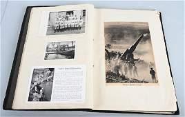WWII NAZI GERMAN PHOTO ALBUM RAD WEHRMACHT WW2