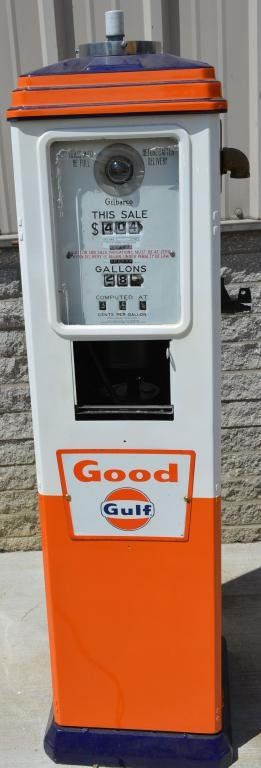 Gilbarco Computing Gas Pump Restored