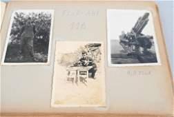 WWII NAZI GERMAN LUFTWAFFE FLAK PHOTO ALBUM WW2